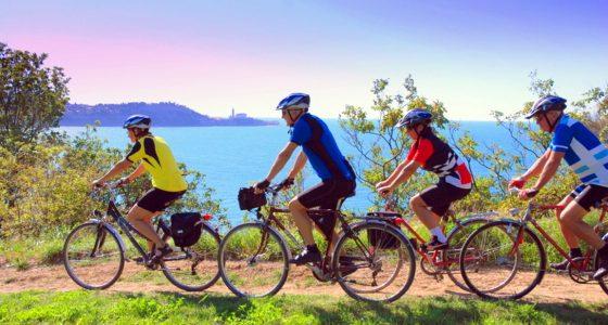 koper izola biking