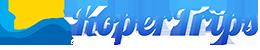 koper trips logo