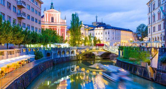 ljubljana slovenian capital